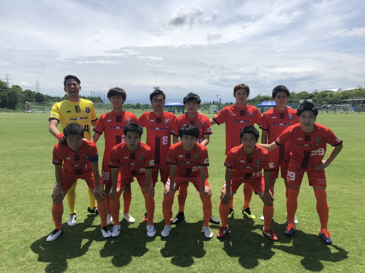 FC徳島 四国サッカーリーグ